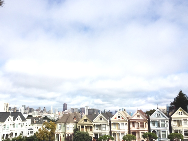 SF Painted Ladies