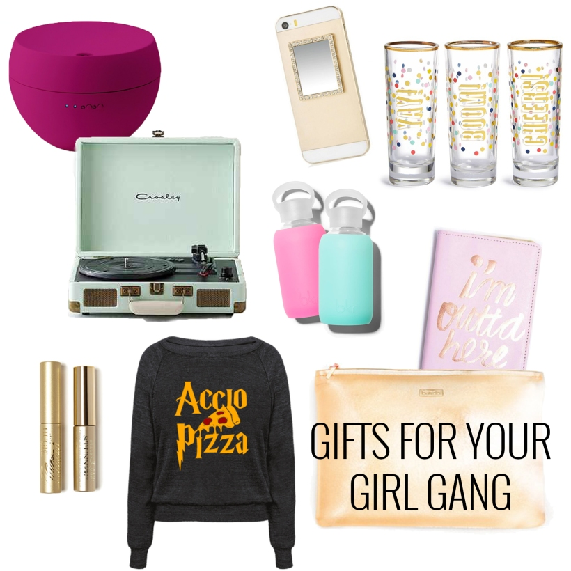 Gifts for your Girl Gang