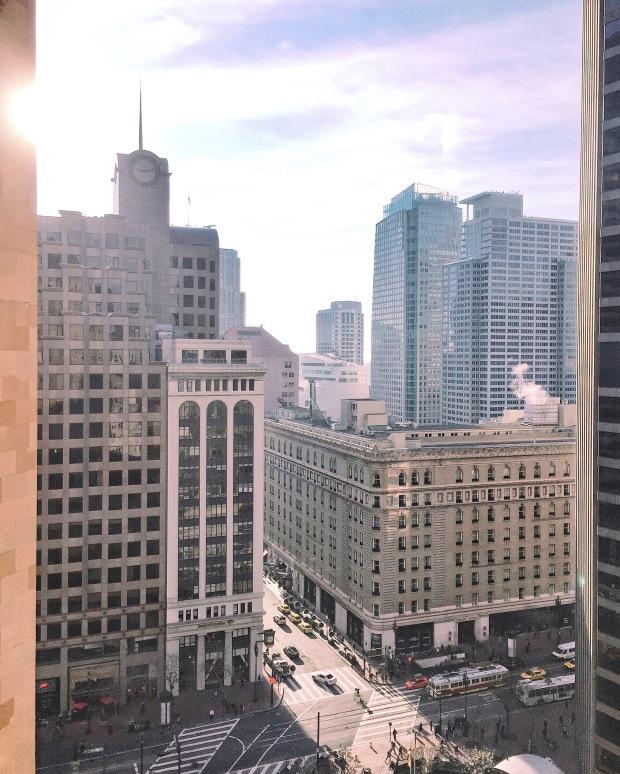 Downtown San Francisco Financial District