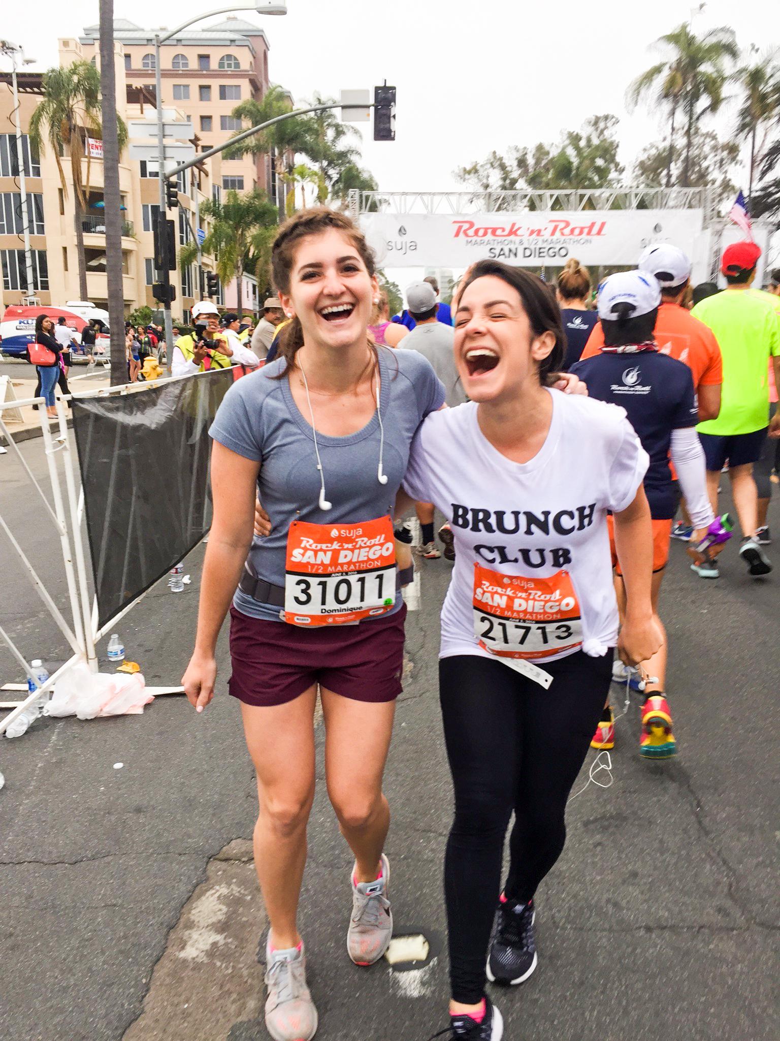 race recap: suja san diego half marathon 2016