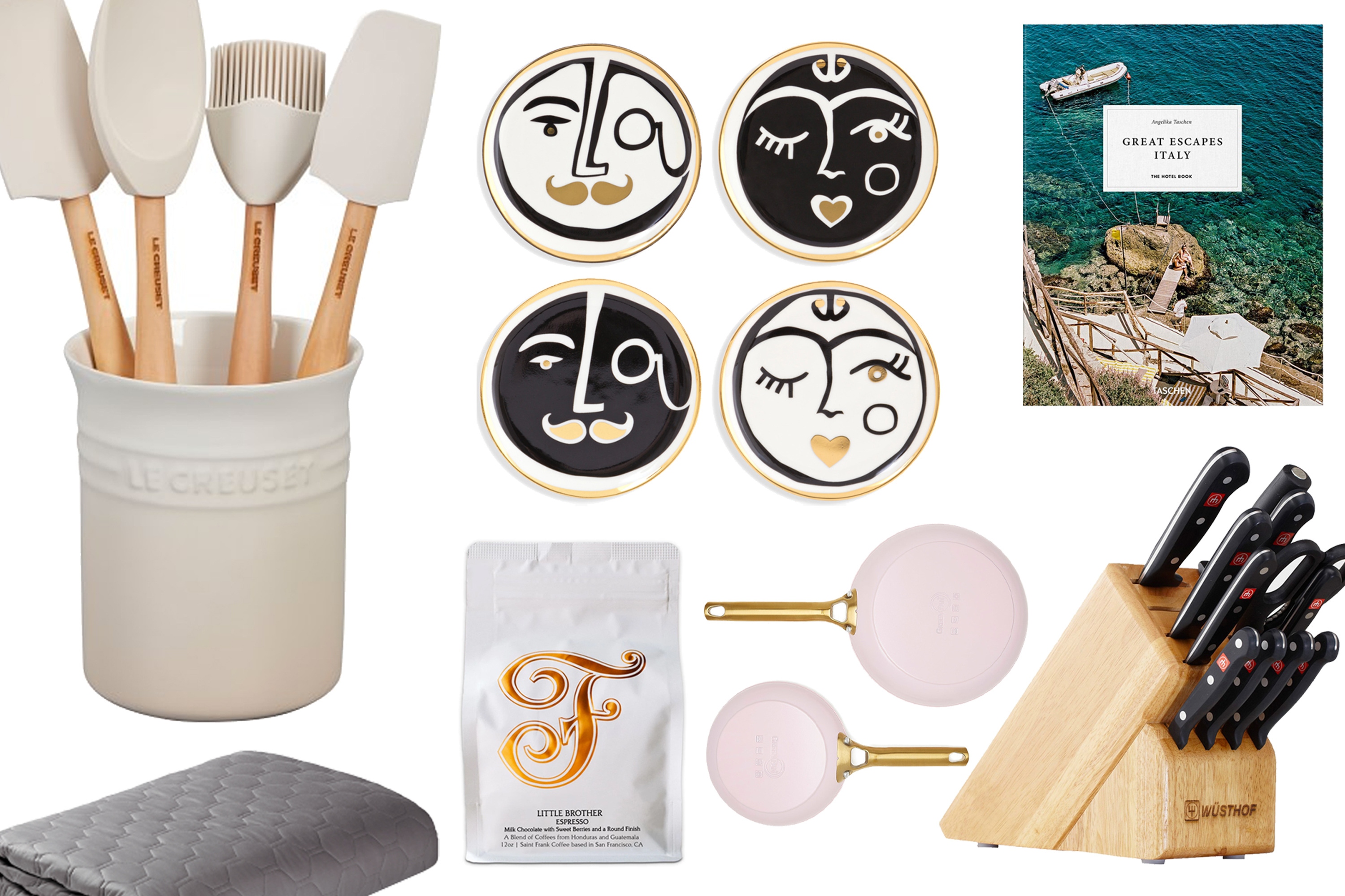 home + kitchen gift guide 🧺🎁