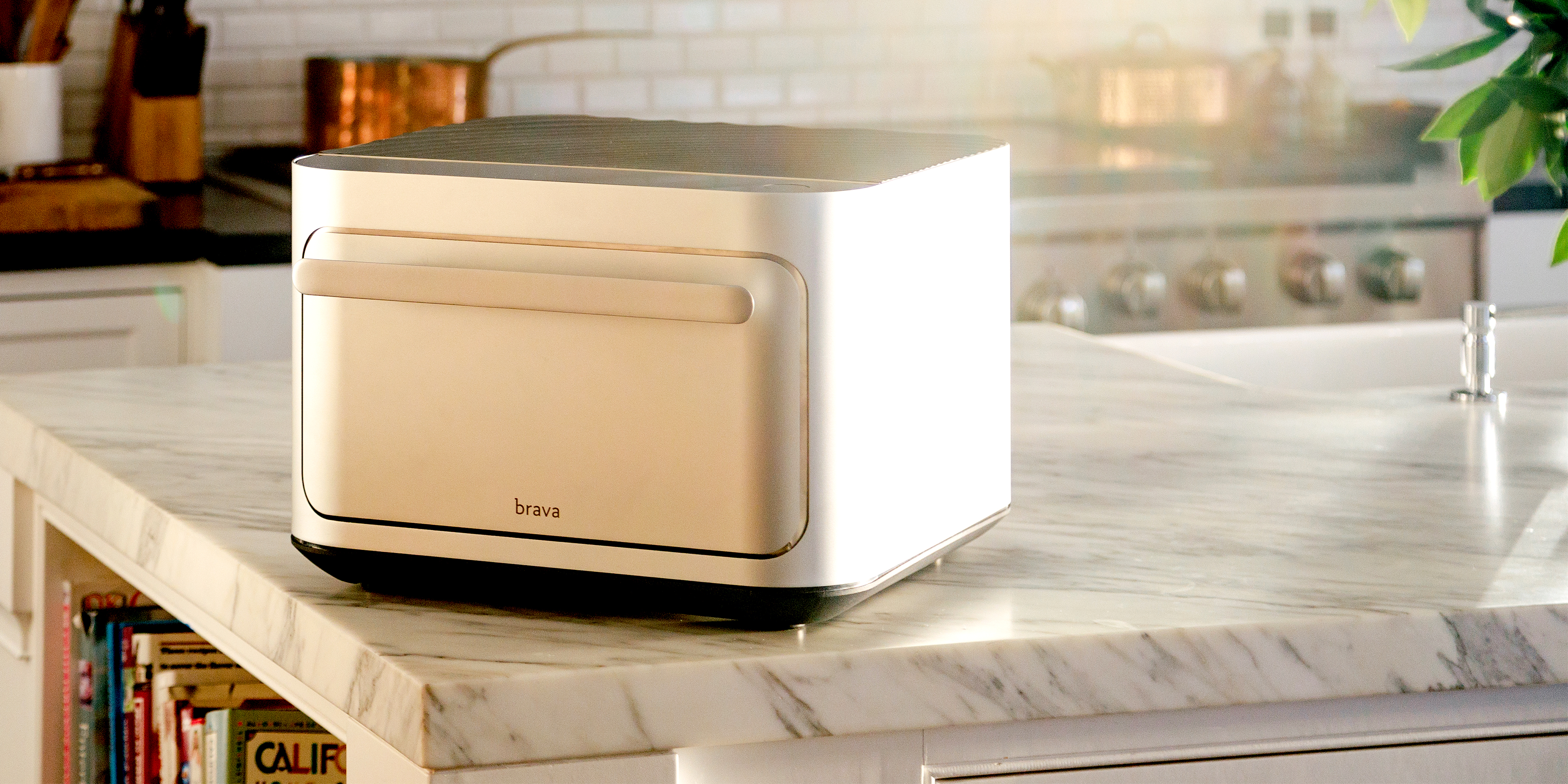 meet brava: the tesla of easy bake ovens (or something like that) 🥘